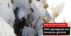 PKK Sığınağından 2 Erkek Cesedi Çıktı