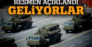 'Rusya ve Türkiye, S-400 füze savunma sistemleri için görüşüyor'