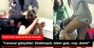 Trabzon'da Darp Edilen Kız İlk Kez Konuştu