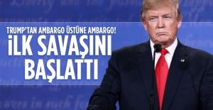 Trump ABD medyasına savaş açtı