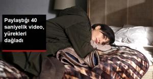 Tuba Büyüküstün, Suriyeli Çocukların Yaşadığı Acıyı İnstagram'dan Paylaştı