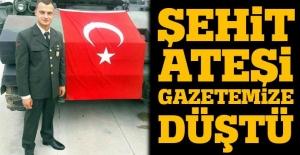 Türkiye Gazetesi çalışanının oğlu El-Bab'da şehit düştü