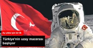 Türkiye Mart'ta Uzaya Adım Atıyor