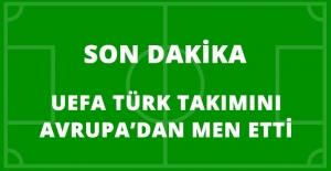 UEFA, Kardemir Karabükspor'u Avrupa'dan 2 Yıl Men Etti