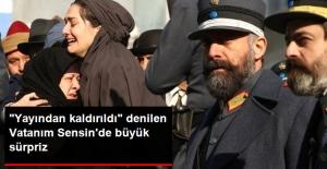 """""""Vatanım Sensin""""in Yeni Bölüm Fragmanı Yayınlandı, Azize Hamile!"""