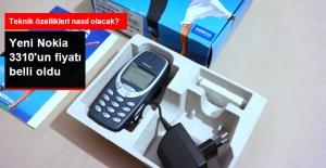 Yeni Nokia 3310'un Fiyatı Belli Oldu: 59 Euro Fiyat Etiketi İle Gelecek