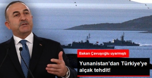 Yunanistan'dan Türkiye'ya Alçak Tehdit: Geri Dönecekler Mi Görürüz