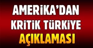 ABD'li komutandan kritik Türkiye açıklaması