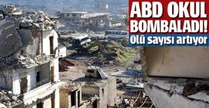 ABD okul bombaladı! Ölü sayısı artıyor