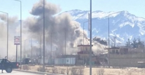 Afganistan'da peş peşe saldırı! 37 yaralı