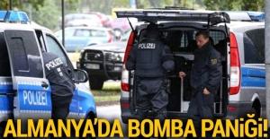 Almanya'da bomba alarmı: Patlayıcı dolu paket bulundu
