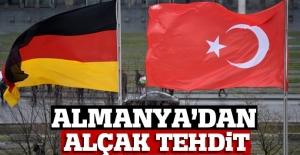 Almanya'dan alçak tehdit! Seyahat yasağı hakkımız var