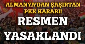 Almanya'dan şaşırtan PKK kararı!
