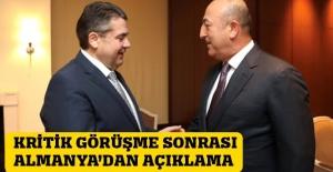 Almanya Dışişleri'nden Türkiye açıklaması