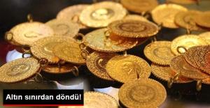 Altının Gramı 147 Lira Sınırından Döndü