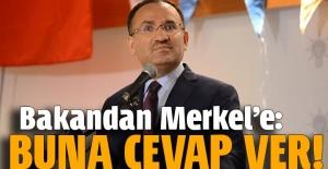 Bakan Bozdağ'dan Almanya'yla toplantı krizi hakkında açıklama