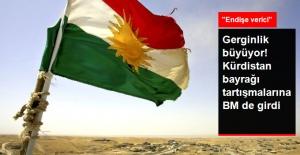 BM'den Kürdistan Bayrağı Çıkışı: Endişe Verici