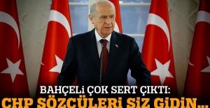 'CHP sözcüleri siz gidin PYD, PKK, FETÖ ile dertlenin'