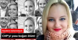 CHP'yi Yasa Boğan Ölüm! İzmir Konak Gençlik Kolları Üyesi Balkondan Düşüp Öldü