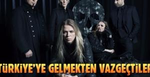 Dünyaca ünlü grup Apocalyptica Türkiye konserini iptal etti