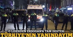 'Erdoğan haklı, Hollanda ve Almanya cezalandırılmalı'