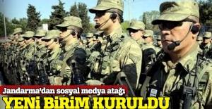 Jandarma'dan sosyal medya atağı
