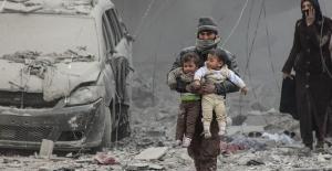 Katil Esad güçleri çocukları vurdu: 4 ölü
