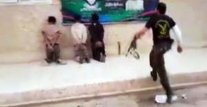 Libya'da elleri arkadan bağlı üç kişi infaz edildi
