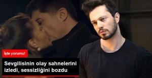 Murat Boz, Aslı Enver#039;in Öpüşme...