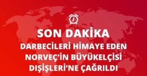 Norveç'in Ankara Büyükelçisi Ellefsen, Dışişleri Bakanlığına Çağrıldı