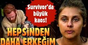 Survivor'da Tuğçe'nin bu sözleri olay oldu!