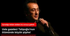 Tayfun Talipoğlu'nun Ölümünde Zayıflatıcı Krem Şüphesi