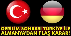 Türk ve Alman Dışişleri bakanları 8 Mart'ta bir araya gelecek