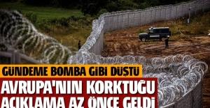 Türkiye AB'ye rest çekti: Oyalamayın, gereğini yapacağız