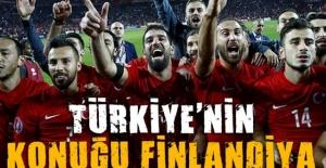 Türkiye Finlandiya maçı ne zaman başlayacak? Türkiye'nin maçı hangi kanalda?