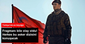 Türkiye'nin En Büyük Prodüksiyonlu Asker Dizisi 'Söz' Çok Konuşulacağa Benziyor