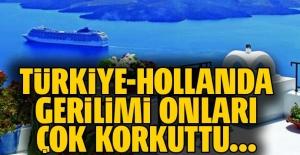Türkiye'nin resti sonrası Yunanistan'ı korku sardı