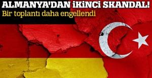 Zeybekci'nin Almanya'da katılacağı etkinlik iptal edildi
