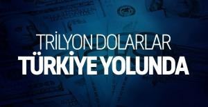8 trilyon dolarlık fonlar rotayı Türkiye'ye çevirdi