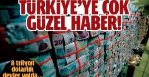 8 trilyon dolarlık fonların rotası Türkiye olacak
