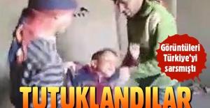 9 yaşındaki çocuğa işkence yapıp eğlenen Suriyeli işçiler tutuklandı