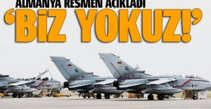 Almanlar Suriye'ye olası müdahalelerde olmayacak