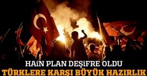 Avrupa'da Türklere karşı hazırlık var