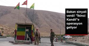 Bakan Çavuşoğlu'ndan PKK'nın Yerleştiği Sincar'a Operasyon Sinyali