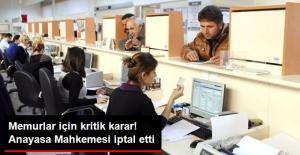 Bazı Uzman Kadrolarına Özel Hizmet Tazminatı Ödenmesi İptal Edildi