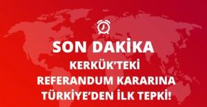 Çavuşoğlu'dan Kerkük'teki Referandum Kararına Tepki: Burada Bir Şeylerin Döndüğü Gerçek