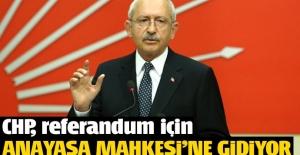 CHP'den flaş referandum kararı