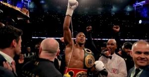 Dünya bu boks maçını konuşuyor!