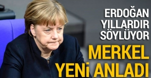 'Dünyanın 5'ten küçük olması' Merkel'i de isyan ettirdi