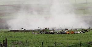 Ermenistan'a bağlı teröristler sivil yerleşim birimlerine saldırdı